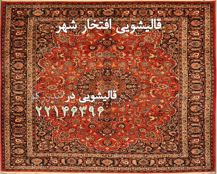 قالیشویی اندرزگو